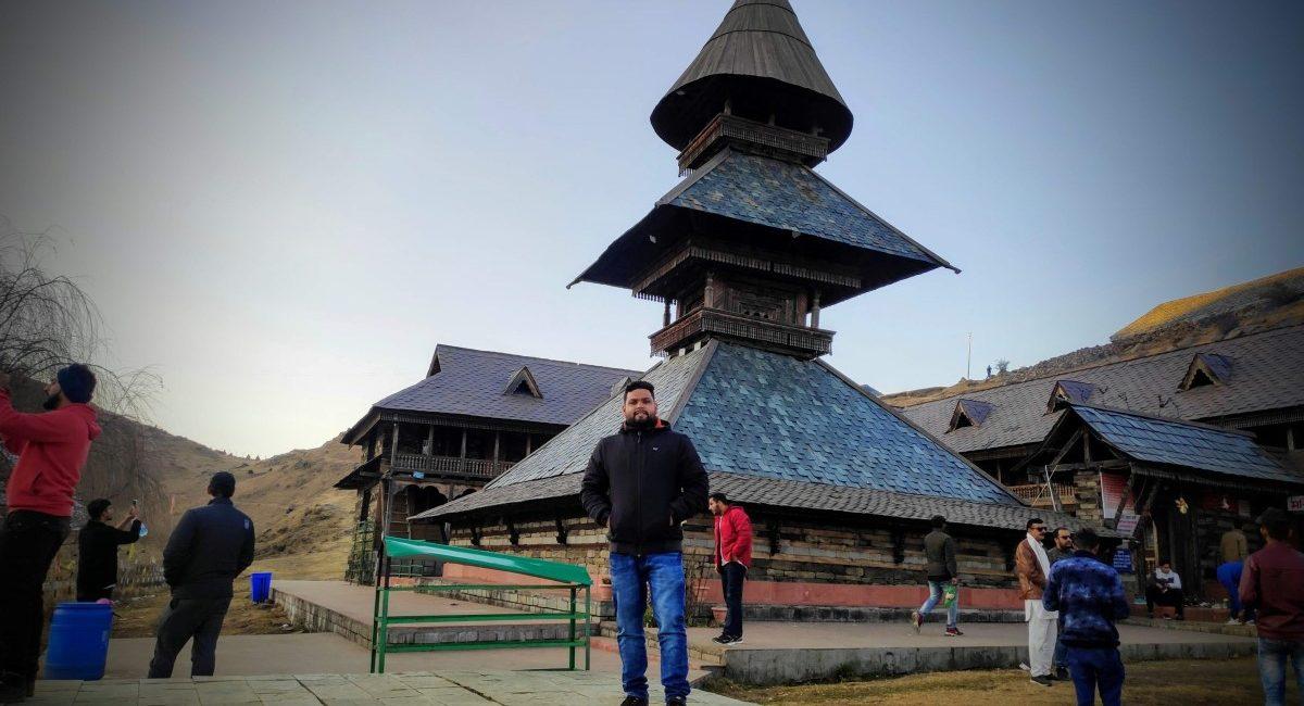 main temple prashar lake